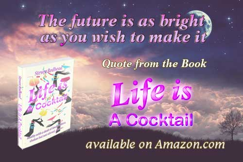 Life Is A                       Cocktail Book